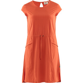 Fjällräven High Coast Lite Vestido Mujer, naranja